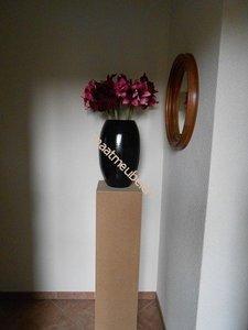 Bouwpakket Decoratieve zuil / sokkel / pilaar  van MDF elke afmeting leverbaar